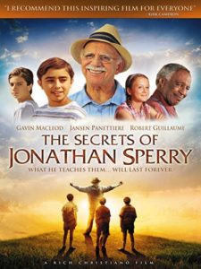 screengrab from amazon prime page for movie The Secrets of Jonathan Sperry